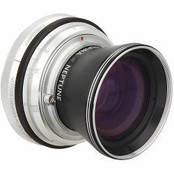 Lomography Neptune Convertible Art Lens System Silver Thalassa 35mm f/3.5 + Despina 50mm f/2.8 + Proteus 80mm f/4 komplet objektiva za Nikon FX (Z340N)