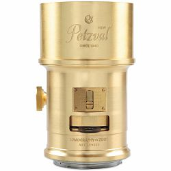 Lomography Petzval 85mm f/2.2 Art lens Brass objektiv za Nikon FX (Z230N)