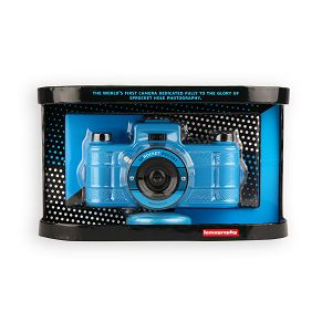 Lomography Sprocket Rocket - Blue HP400CB