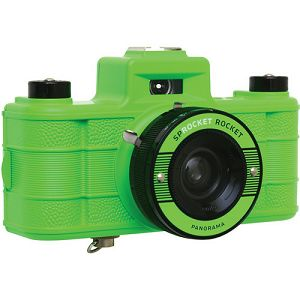 Lomography Sprocket Rocket - Green HP400CG