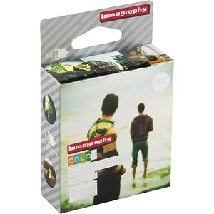 Lomography X-Pro Slide 200/120 3pcs F120XP3 120 format film za fotoaparat