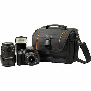Lowepro Adventura SH 160 II (Black) Shoulder Bag torba crna