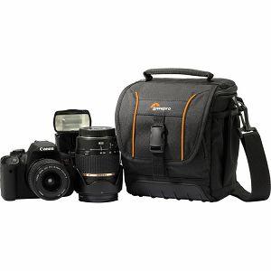 Lowepro Adventura SH 140 II (Black) Shoulder Bag torba crna