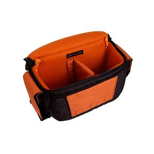 Lowepro Torba Impulse 110 Black/Burnt Orange