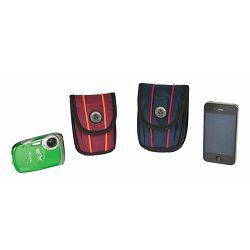 M-Rock Torbica za kompaktne fotoaparate MR1010-1 Biscayne Crna Ultra Compact Camera Bag Black schwarz