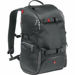 Manfrotto bags Travel Backpack Advanced Gray MB MA-TRV-GY ruksak za fotoaparate objektive i foto opremu