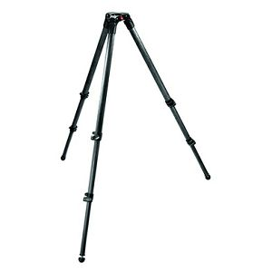 Manfrotto CF 2-STAGE VIDEO TRIPOD,75 535 NORD - Video CF 2-STAGE VIDEO TRIPOD,75