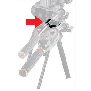 Manfrotto CLAMP ACCESSORY F/PAN BAR RCS MVR901APCL NORD - Video CLAMP ACCESSORY F/PAN BAR RCS