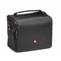 Manfrotto Essential torba za rame crna bags Shoulder Bag M Black (MB SB-M-E)