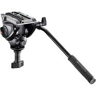 Manfrotto MVH500A Fluid video head glava + 60mm polukugla HALFBALL Video FLUID VIDEO HEAD NORD
