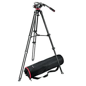 Manfrotto KIT VIDEO TELESCOPIC TWIN LEG MVK502AM NORD - Video KIT VIDEO TELESCOPIC TWIN LEG