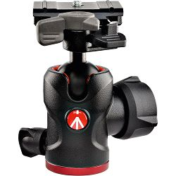 Manfrotto MH494-BH 8kg 494 Aluminum Center Ball Head with 200PL-PRO Quick Release Plate kuglasta glava s Arca-swiss pločicom