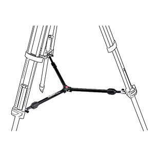 Manfrotto MID LEVEL SPREADER 537SPRB NORD - Video MID LEVEL SPREADER
