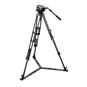 Manfrotto MIDI TWIN SYSTEM(GS) 504HD,546GBK NORD - Video MIDI TWIN SYSTEM(GS)
