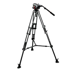Manfrotto MIDI TWIN SYSTEM(MS) 504HD,546BK NORD - Video MIDI TWIN SYSTEM(MS)