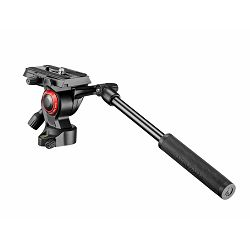 Manfrotto MVH400 5kg mini fluidna video glava Befree live compact and lightweight fluid video head MVH400AH + 501PL plate