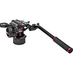 Manfrotto Nitrotech N8 Fluid Video Head fluidna video glava za snimanje s ravnom bazom (MVHN8AH)