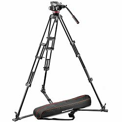 Manfrotto MVH502A,546GB-1 NORD - Video PRO VIDEO ALUMINIUM SYSTEM-4KG
