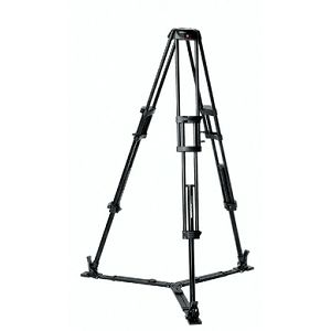 Manfrotto 546GB PRO Video tripod Alu Twin Leg with ground spreader