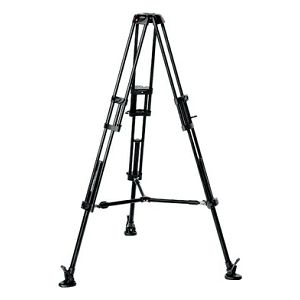 Manfrotto 546B PRO Video stativ Alu Twin Leg with middle spreader