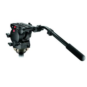 Manfrotto PROFESSIONAL FLUID VIDEO HEAD 526 NORD - Video PROFESSIONAL FLUID VIDEO HEAD