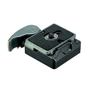 Manfrotto 323 RC2 System Quick Release Adapter with 200PL-14 Plate MAFP-323