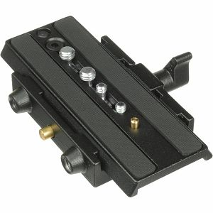 Manfrotto SLIDING PLATE ADAPTOR 357 NORD - Video SLIDING PLATE ADAPTOR