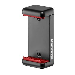 Manfrotto Smartphone Mount black MCLAMP Universal Clamp with 1/4