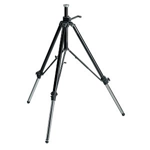 Manfrotto 117B video movie prof tripod Black Nord