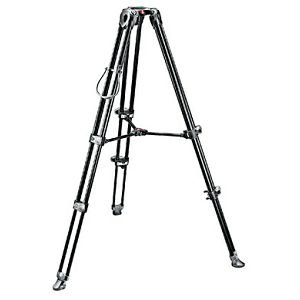 Manfrotto VIDEO TRIPOD-TELESCOPIC TWIN MVT502AM NORD - Video VIDEO TRIPOD-TELESCOPIC TWIN