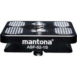 Mantona ASF-52-1S Quick Release Plate 52x44mm Arca-swiss pločica za glavu stativa (21467)