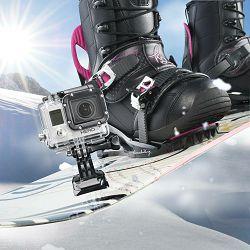 Mantona Mounting Adapter Set komplet nosača za GoPro HERO akcijske kamere (20232)