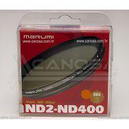 Marumi DHG VARI-ND (ND2-ND400) filter 72mm varijabilni Neutral Density