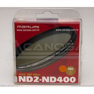 Marumi DHG VARI-ND (ND2-ND400) filter 77mm varijabilni Neutral Density
