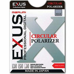 Marumi EXUS CPL C-PL 43mm Polarizator cirkularni polarizacijski filter