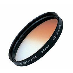 Marumi Gradual Color Filter Brown 55mm gradijalni smeđa boja