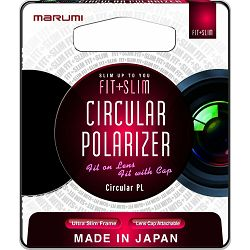 Marumi Slim Fit CPL C-PL 58mm Polarizator cirkularni polarizacijski filter