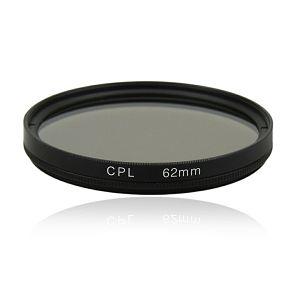 Massa CPL 62mm filter