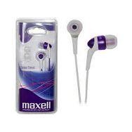 Maxell Canalz slušalice, ljubičaste
