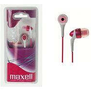 Maxell Canalz slušalice, ružičaste