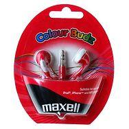 Maxell Stereo colour slušalice, crvene