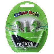 Maxell Stereo colour slušalice, zelene
