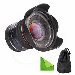 Meike 12mm f/2.8 ultra širokokutni objektiv za Fuji X-mount ultra-wide-angle lens