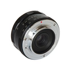 Meike 50mm f/2 telefoto objektiv za Olympus Panasonic MFT micro4/3