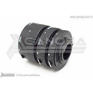 Meike AF macro prstenovi metalni, auto fokus za Nikon DSLR