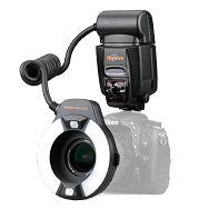 Meike MK-14EXT Skyblue i-TTL za Nikon macro ring lite bljeskalica ringflash makro