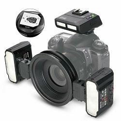 Meike MK-MT24 Macro Twin Lite bljeskalica za Nikon