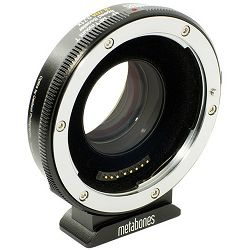 Metabones Speed Booster ULTRA 0.71x adapter Canon EF objektivi na MFT Micro Four Thirds Olympus Panasonic fotoaparate (MB_SPEF-M43-BT4)