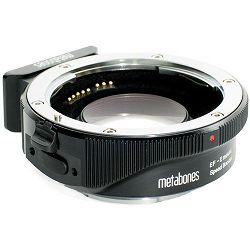 Metabones Speed Booster ULTRA Canon EF to Sony E Mount Camera (MB_SPEF-E-BT2)