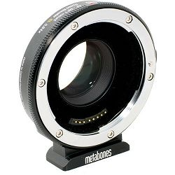 Metabones Speed Booster XL Canon EF Lens to MFT Micro Four Thirds Olympus Panasonic Camera (MB_SPEF-M43-BT3)